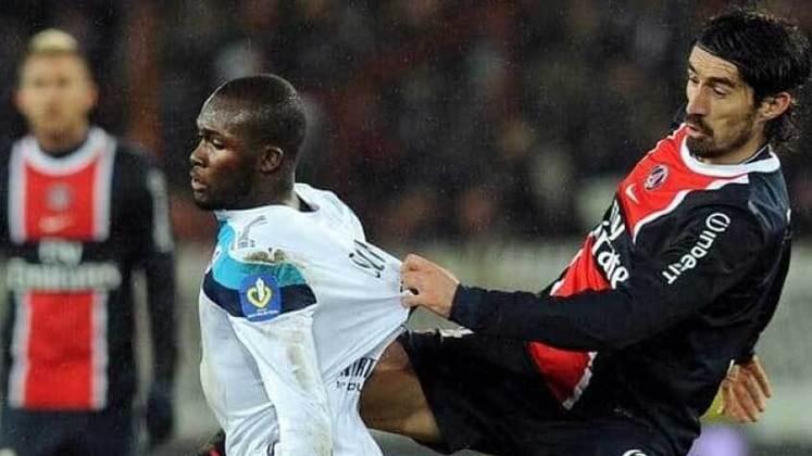 2011/12 - Milan Bisevac - Valenciennes - 3,2 milhões de euros