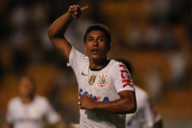 2012 - Artilheiro: Paulinho - 13 gols