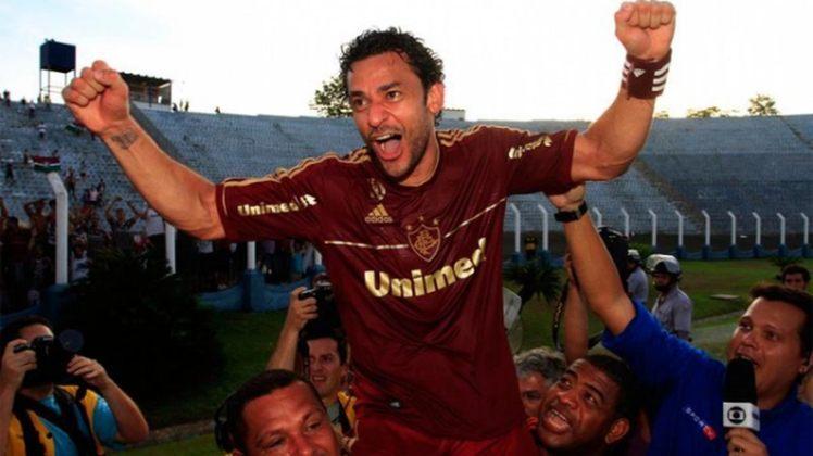 2012 – Fluminense: 1º colocado com 62 pontos. 18 vitórias, 8 empates e 2 derrotas.