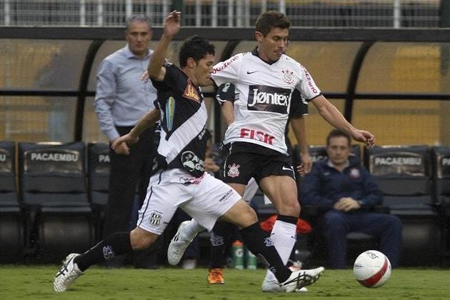 2012 - Foi eliminado pela Ponte Preta nas quartas de final do Paulistão ao ser derrotado por 3 a 2 no Pacaembu (jogo único).