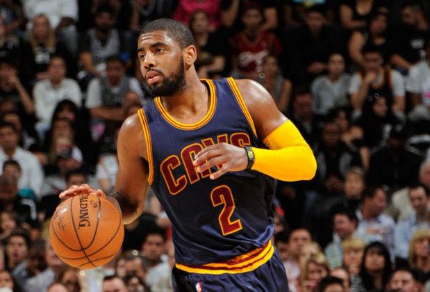 2012 - Kyrie Irving (armador, Cleveland Cavaliers): primeira escolha do Draft de 2011, Irving teve médias de 18,5 pontos e 5,4 assistências em sua estreia. Elogiado pela habilidade e o controle de bola acima da média, o armador já foi selecionado seis vezes para o Jogo das Estrelas e sagrou-se campeão da NBA em 2016.