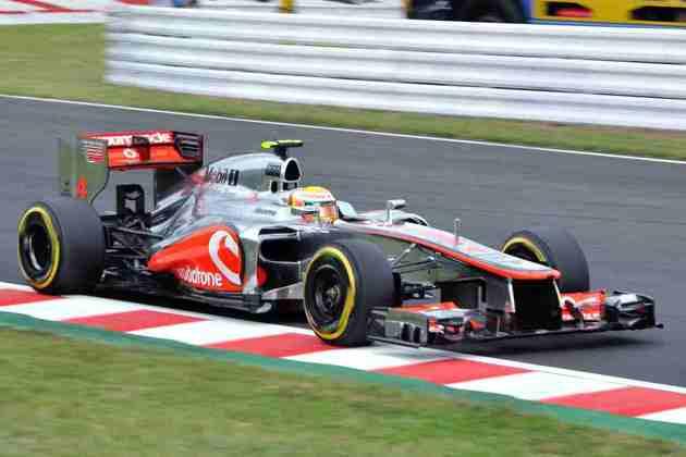 2012 marcou a última temporada de Lewis na McLaren. Com o MP4/27, foram quatro vitórias e uma ameaça de briga pelo título, mas foi quarto na classificação final