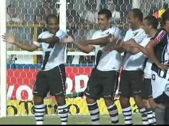 2012 - Vasco 2x0 Americano - Campeonato Carioca  - São Januário - Gols: Alecsandro e Fagner.