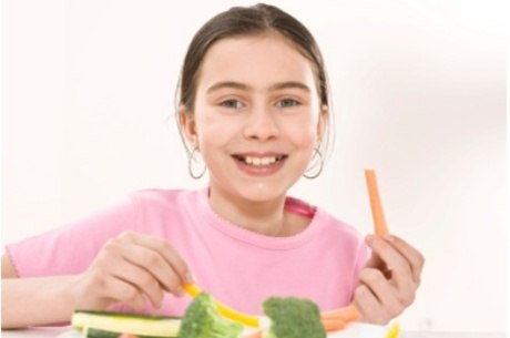 Ingerir frutas, verduras e legumes na infância é fundamental