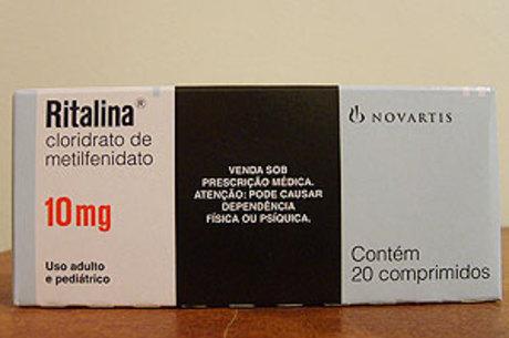 Ritalina também bateu recorde de vendas