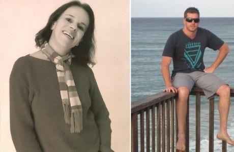 Maria Carmem e Flávio vivem e curtem a vida de solteiro
