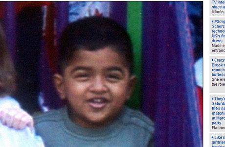 Após ser morto, menino teve corpo incendiado