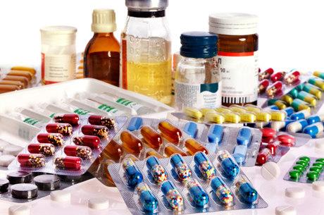 Alguns medicamentos foram excluídos da lista