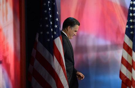 Romney teve de ser convencido pelo filho e pela mulher a entrar na disputa