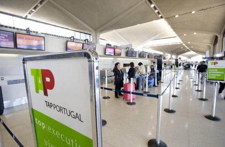 A TAP disponibilizou em seu site uma lista com mais de 160 voos cancelados