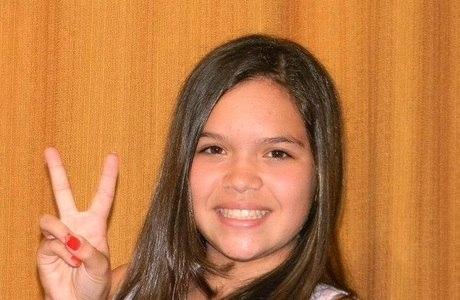 A estudante Stéfani Paulino, de 12 anos, é portadora de diabetes tipo 1 desde os quatro