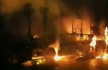 Ataques aconteceram na Grande Florianópolis e em Blumenau