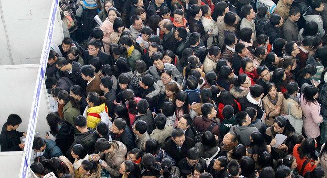 Governo chinês quer ampliar mecanismos de vigilância da população