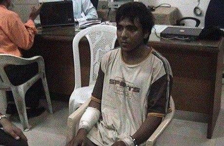 Mohammed Kasab foi enforcado nesta quarta-feira (21), na Índia