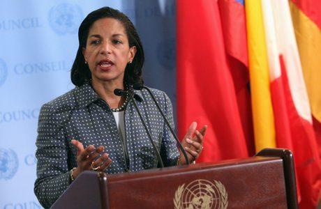 Susan Rice, embaixadora dos EUA na ONU, é cotada para assumir o Departamento de Estado