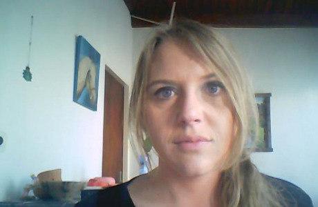 Estefanía Heit, de 29 anos, trabalha em uma emissora de televisão