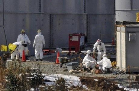 As zonas residenciais afetadas em torno de Fukushima ainda não foram recuperadas após o acidente de março de 2011