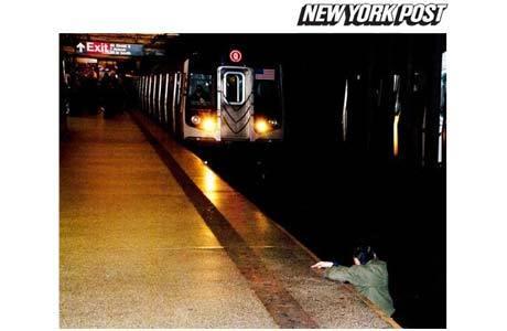 No início de dezembro, jornal novaiorquino publicou imagem de homem prestes a morrer, o que causou revolta do público