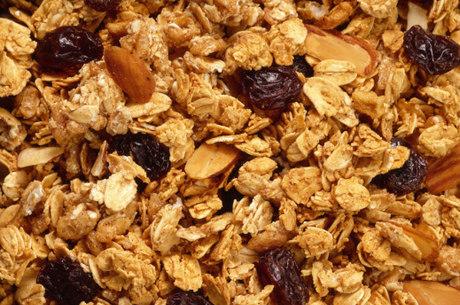 Granola ajuda a combater celulite