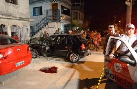 Dono de uma pizzaria foi morto durante um assalto na zona norte da capital