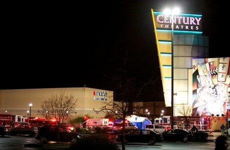 O tiroteio causou pânico entre os clientes do centro comercial, que é um dos maiores da região