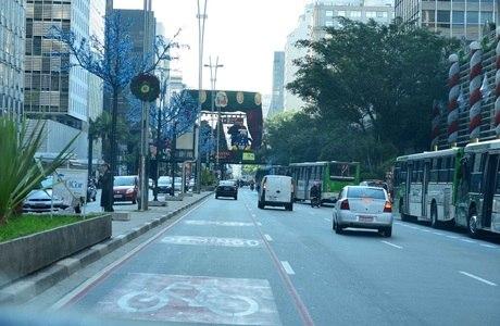 Cidade registrou 61 km de filas às 10h desta quarta-feira (12)
