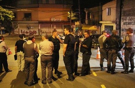 Em 2012, 358 policiais foram expulsos da PM por desvio de conduta