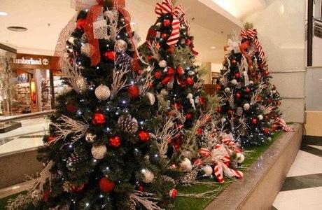 Maioria dos shoppings fica aberta até o fim da tarde da véspera do Natal