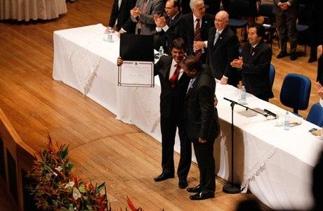 Prefeito eleito Fernando Haddad foi diplomado na manhã desta quarta-feira