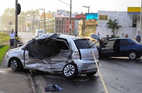 Acidente mata motorista na manhã desta sexta-feira (21)