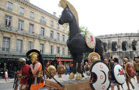 Técnica faz referência a batalha em que os gregos adentraram território inimigo com um cavalo