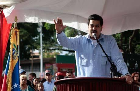 Maduro foi escolhido por Chávez para ser seu sucessor, caso o presidente não possa assumir o novo mandato