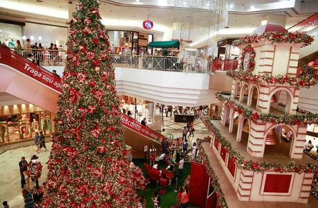 Maior parte dos shoppings da cidade vai funcionar até o fim da tarde de hoje