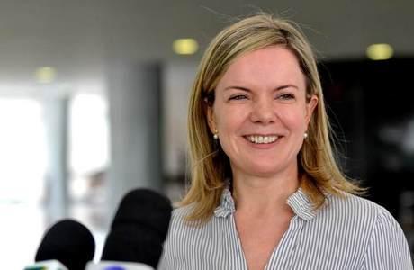 Anúncio foi feito pela ministra-chefe da Casa Civil, Gleisi Hoffmann