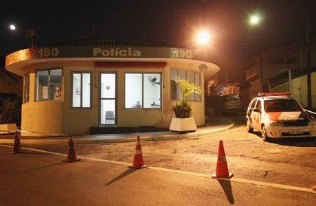 Base da PM é atacada na zona sul de São Paulo nesta terça-feira (25)