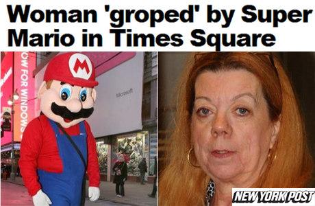 Esse Super Mario não cresce mesmo: trocou os cogumelos por maconha