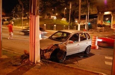 Bandido morreu baleado na zona leste de São Paulo