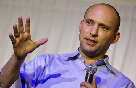 O partido Casa Judaica, de Naftali Bennett, é um dos que mais crescem na reta final