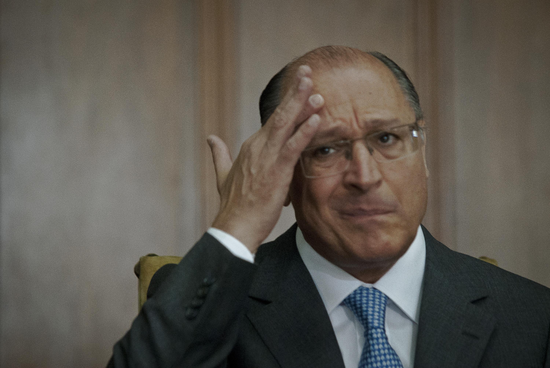 Resultado de imagem para alckmin irritado