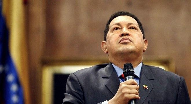 """O ciclo pós-operatório do presidente da Venezuela Hugo Chávez """"terminou"""", depois de uma nova cirurgia para combater o câncer"""