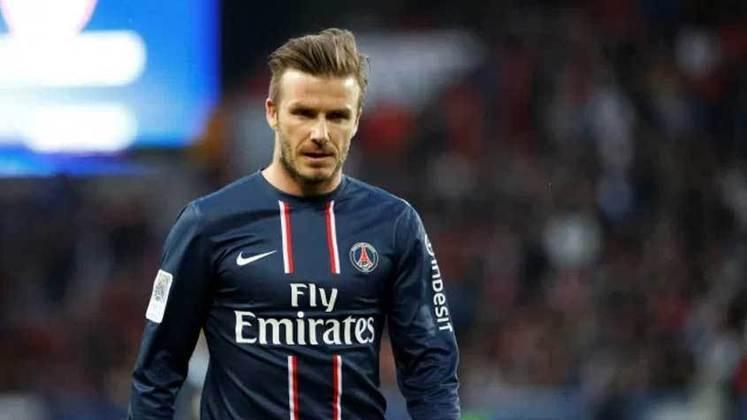 2012/13 - David Beckham - Los Angeles Galaxy - sem contrato