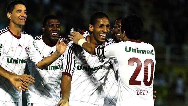 2013 - 3º - Na Taça Guanabara, o Fluminense ficou em segundo no grupo, mas caiu na semifinal para o Vasco. Já na Taça Rio, o Tricolor liderou sua chave e chegou à decisão, mas foi derrotado pelo Botafogo.