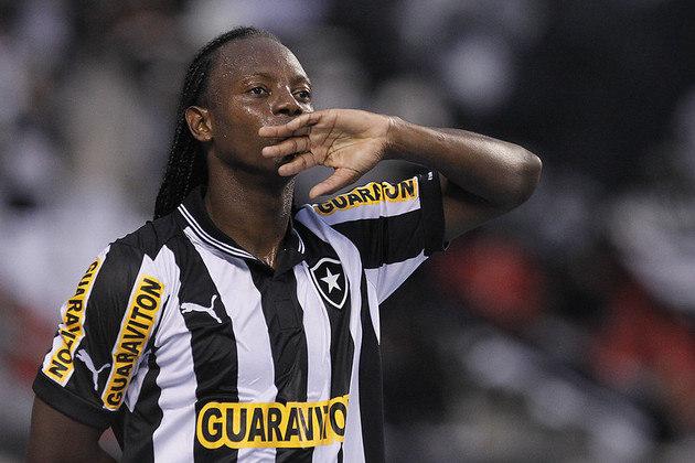 2013 - Andrezinho - Botafogo 3 x 0 Duque de Caxias - 1ª rodada do Campeonato Carioca