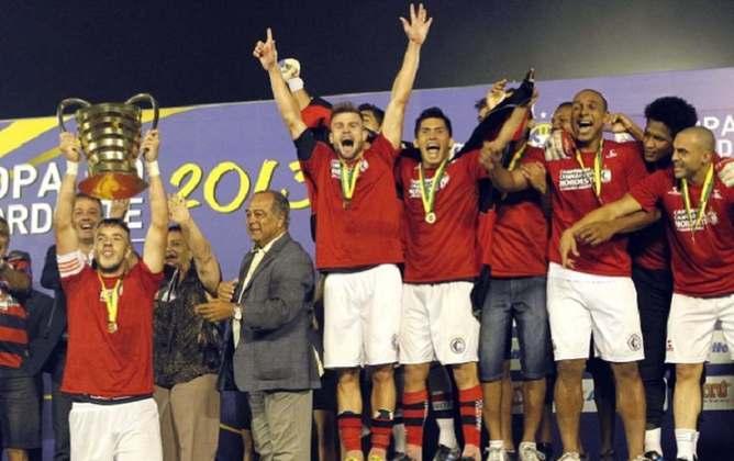 2013: Campeão - Campinense / Vice: ASA