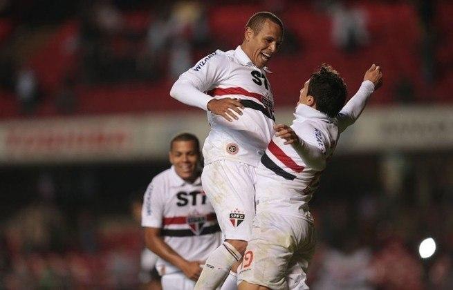 2013 - São Paulo 5 x 1 Vasco - O Vasco é o time que mais sofreu goleadas do São Paulo nos últimos anos. Em 2013, foi com gols de Luis Fabiano (2), Aloísio, Carleto e Luan (contra). O Cruz-Maltino também havia perdido por 5 a 1 em 2006.
