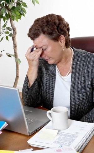 A incontinência urinária é comum após menopausa