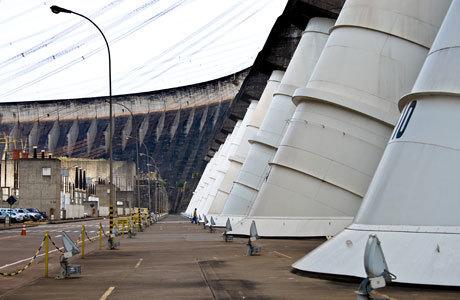 Hidrelétrica é responsável por um quinto da energia consumida no Brasil