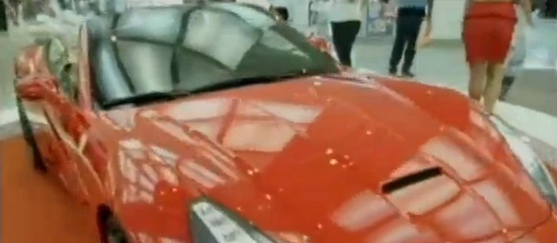 Carro foi sorteado no dia 3 de janeiro em shopping de Salvador