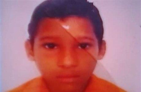 Agricultor encontrou o corpo de Maycon Batista Rodrigues