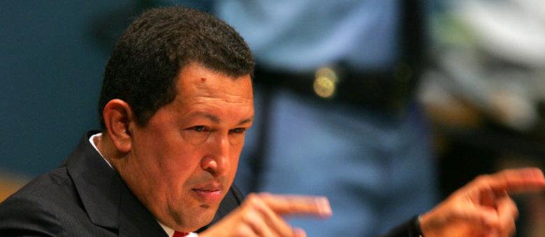 Presidente Hugo Chávez não aparece em público desde uma complexa cirurgia em 11 de dezembro
